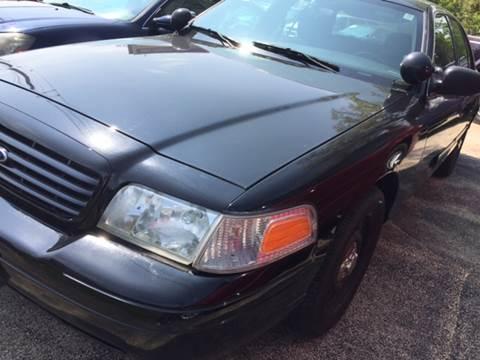 2010 Ford Crown Victoria for sale in Marengo, IL