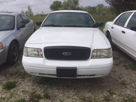 Used Ford Crown Victoria For Sale Carsforsalecom - 2006 crown victoria