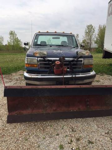 1992 Ford F-250 for sale in Marengo, IL