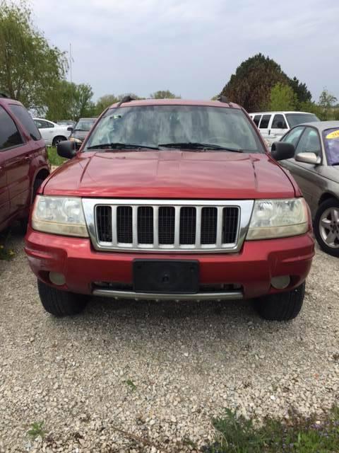 2004 Jeep Grand Cherokee For Sale At Harmony Auto Sales In Marengo IL