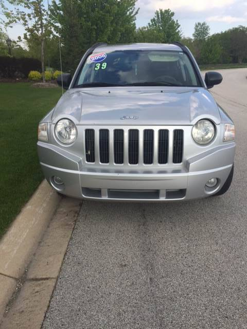 2008 Jeep Compass For Sale At Harmony Auto Sales In Marengo IL