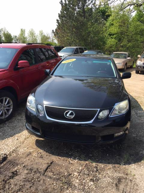 2006 Lexus GS 300 For Sale At Harmony Auto Sales In Marengo IL
