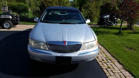 1999 Lincoln Continental for sale in Marengo, IL
