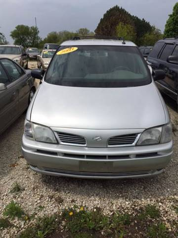 2003 Oldsmobile Silhouette for sale in Marengo, IL