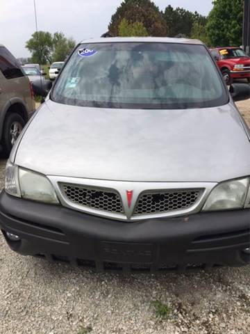 2004 Pontiac Montana for sale in Marengo, IL