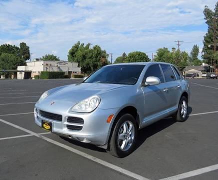 2005 Porsche Cayenne for sale in Van Nuys, CA