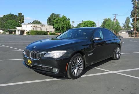 2011 BMW 7 Series for sale in Van Nuys, CA