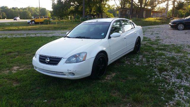 2002 Nissan Altima 2.5 S 4dr Sedan   Fort Mill SC