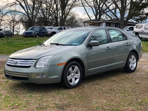 2008 Ford Fusion for sale in Fort Mill, SC