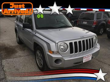 2008 Jeep Patriot for sale in Davenport, IA