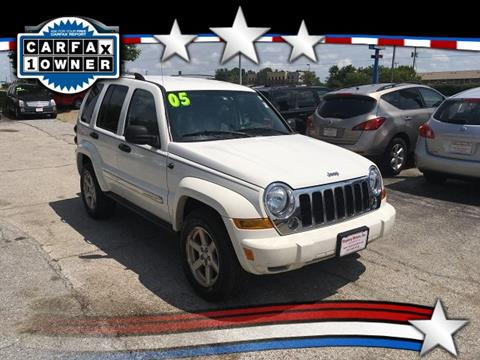 2005 Jeep Liberty for sale in Davenport, IA
