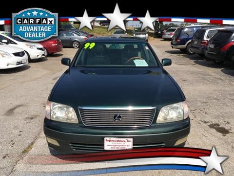 1999 Lexus LS 400 For Sale In Davenport, IA