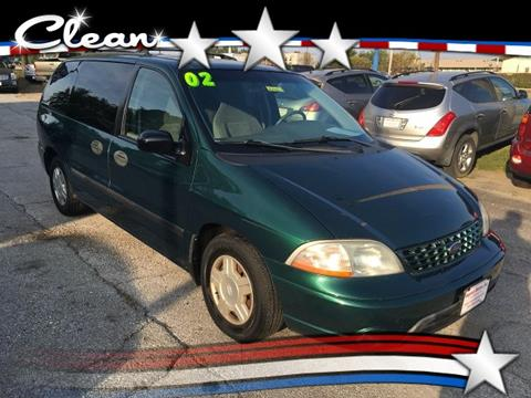 2002 Ford Windstar for sale in Davenport, IA