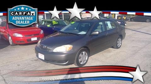 2006 Toyota Corolla for sale in Davenport, IA