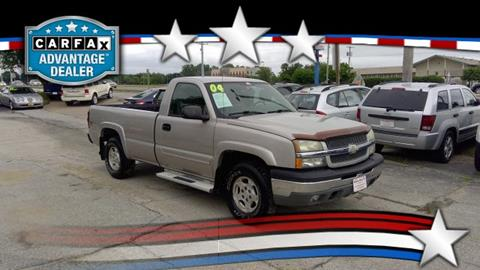 2004 Chevrolet Silverado 1500 for sale in Davenport, IA