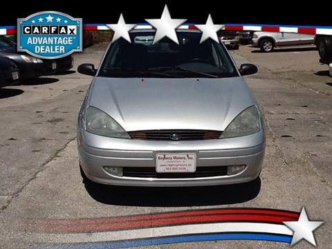 2004 Ford Focus for sale in Davenport, IA