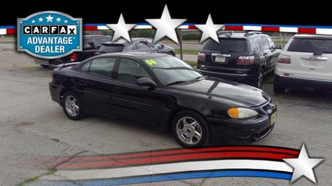 2004 Pontiac Grand Am for sale in Davenport, IA