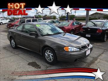 2001 Pontiac Grand Am for sale in Davenport, IA