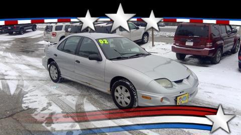 2002 Pontiac Sunfire for sale in Davenport, IA
