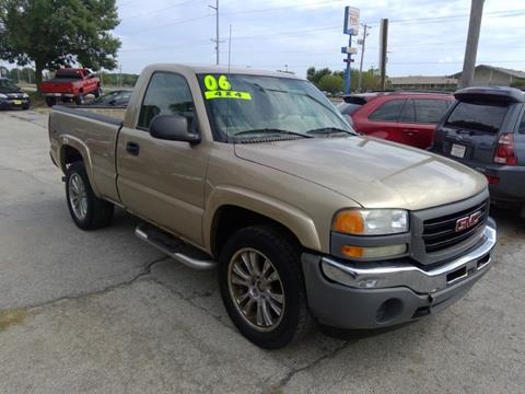 2006 GMC Sierra 1500 for sale in Davenport, IA