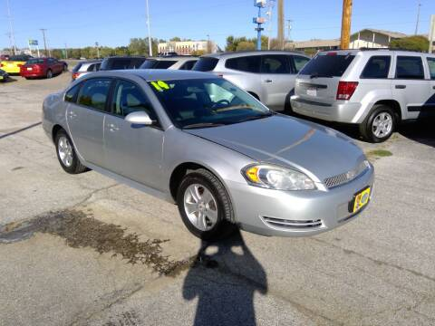 2014 Chevrolet Impala Limited for sale at Regency Motors Inc in Davenport IA