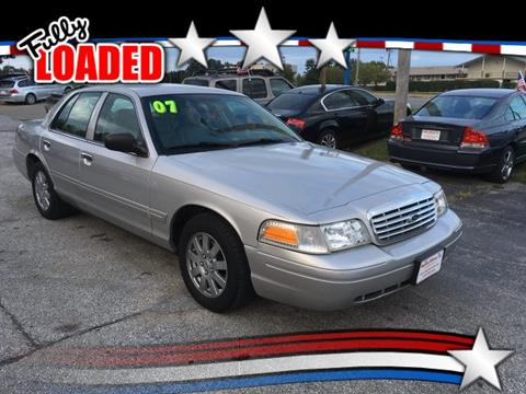 2007 Ford Crown Victoria for sale in Davenport, IA