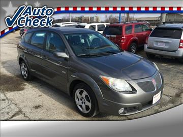 2005 Pontiac Vibe for sale in Davenport, IA