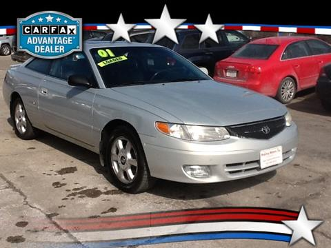 2001 Toyota Camry Solara for sale in Davenport, IA