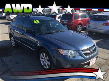2008 Subaru Outback for sale in Davenport, IA