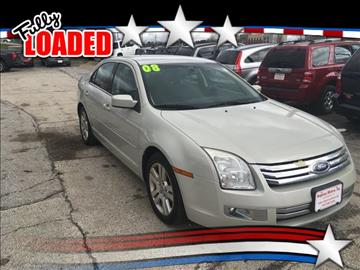 2008 Ford Fusion for sale in Davenport, IA