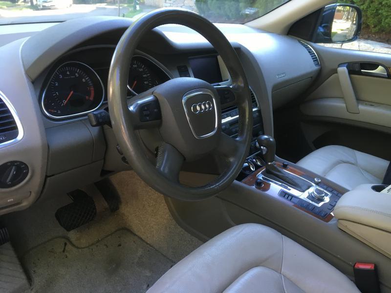 2007 Audi Q7 AWD 4.2 quattro 4dr SUV - Concord MA