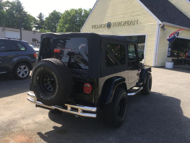 2006 Jeep Wrangler Unlimited 2dr SUV 4WD - Concord MA