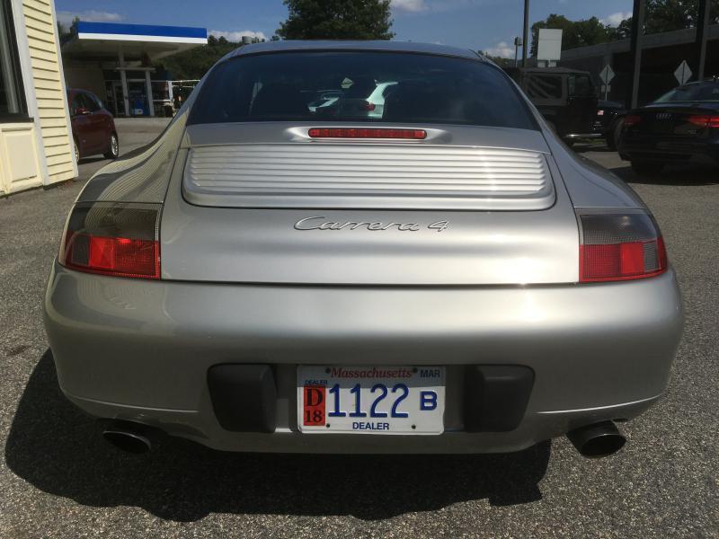 2001 Porsche 911 AWD Carrera 4 2dr Coupe - Concord MA