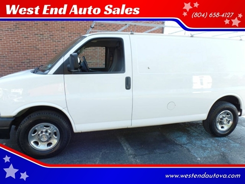 2011 Chevrolet Express Cargo for sale in Richmond, VA