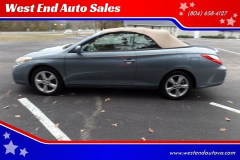 Cars For Sale Richmond Va >> West End Auto Sales Car Dealer In Richmond Va