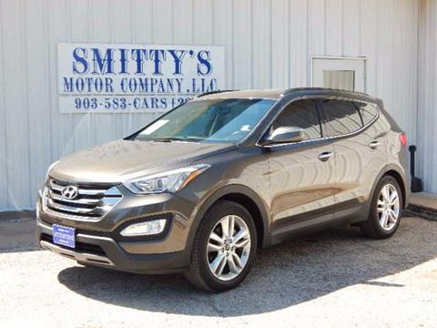 2013 Hyundai Santa Fe Sport for sale in Bonham, TX