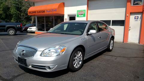 Buick Lucerne For Sale In Polo Il Haldane Custom