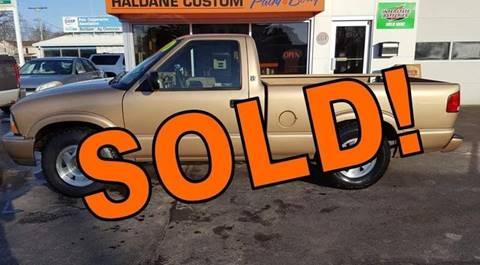 2000 GMC Sonoma for sale in Polo, IL