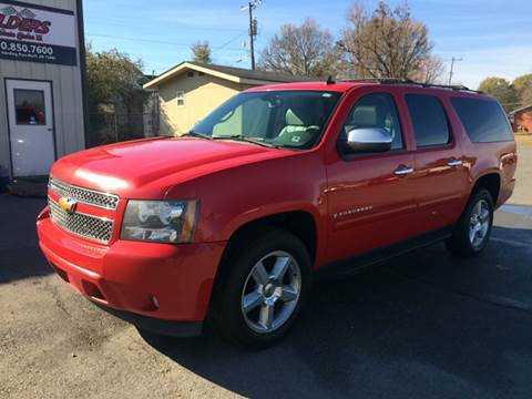 2008 Chevrolet Suburban for sale at Elders Auto Sales in Pine Bluff AR