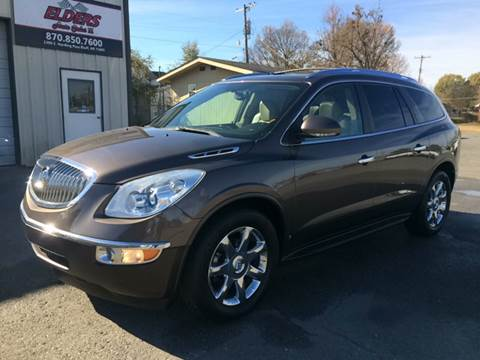 2009 Buick Enclave for sale at Elders Auto Sales in Pine Bluff AR