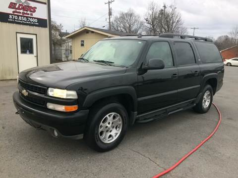 2005 Chevrolet Suburban for sale at Elders Auto Sales in Pine Bluff AR