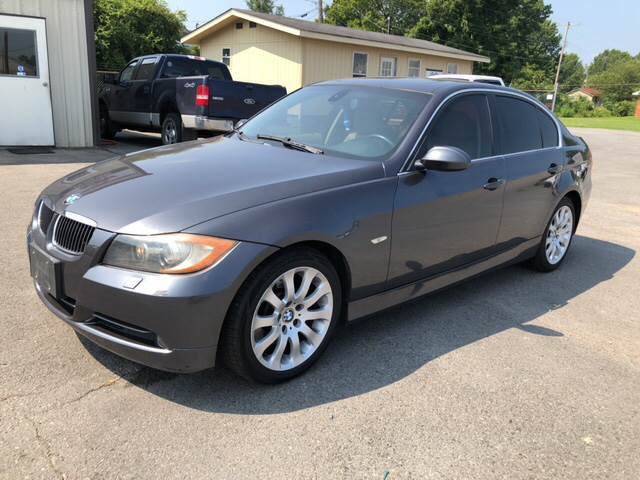 2006 bmw 3 series awd 330xi 4dr sedan in pine bluff ar elders auto sales. Black Bedroom Furniture Sets. Home Design Ideas
