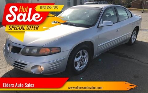 2001 Pontiac Bonneville for sale in Pine Bluff, AR