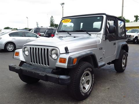 2004 jeep wrangler for sale in fort myers fl. Cars Review. Best American Auto & Cars Review