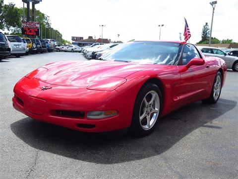 2000 Chevrolet Corvette for sale in Fort Myers, FL
