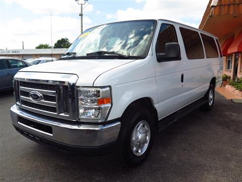 2012 Ford E-Series Wagon for sale in Fort Myers, FL