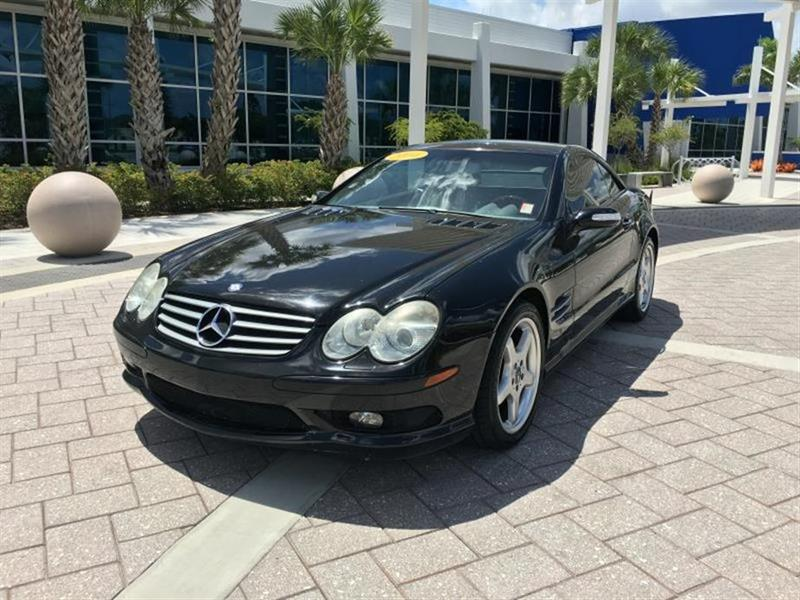 2004 Mercedes Benz SL Class For Sale At Madina Auto Brokers In Fort Myers