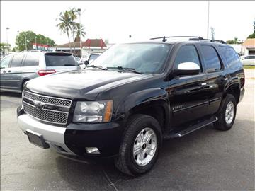 2008 Chevrolet Tahoe for sale in Fort Myers, FL