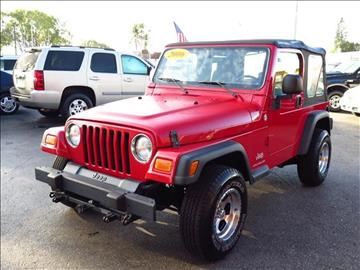 2006 Jeep Wrangler for sale in Fort Myers, FL