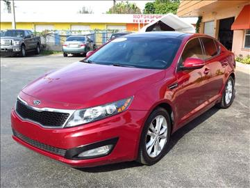 2012 Kia Optima for sale in Fort Myers, FL